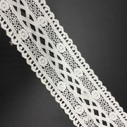 Wide Needlepoint Lace Trims from  Chanch Accessories International Co. Ltd