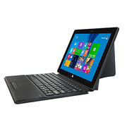 Leather case keyboard for Win 8 tablet PC from  Shenzhen DZH Industrial Co. Ltd