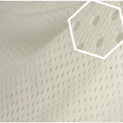 Taiwan Mesh Fabric in 100% Polyester for Sportswear and Casual Wear