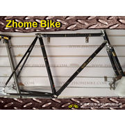 China Bicycle Frame, Carbon Fibre Fixed Gear Bike Frame, Fork