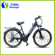 China 36V 250W 28 inch hidden battery green power electric mountain bikes