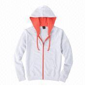 Men's cotton hoodie sweatshirts from  Fuzhou H&f Garment Co.,LTD