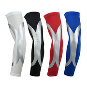 Lycra arm sleeves from  Fujian Quanzhou Huitong Safety & Protective Products Co. Ltd