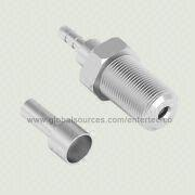 RF Coaxial F Connector from  EnterTec Technology Inc.