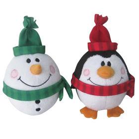Cute Snowman Penguin Plush Toys from  Anhui Light Industries International Co. Ltd