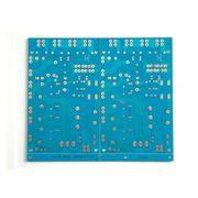 Single-sided blue solder mask PCBs