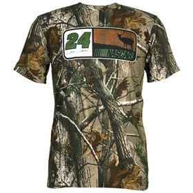 Men's fishing T-shirts from  Qingdao Classic Landy Garments Co. Ltd