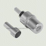 F Coaxial Connector from  EnterTec Technology Inc.