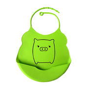 Babies' bib from  Quanzhou Creational Accessories Co. Limited