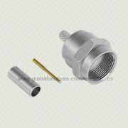 F RF Connector from  EnterTec Technology Inc.