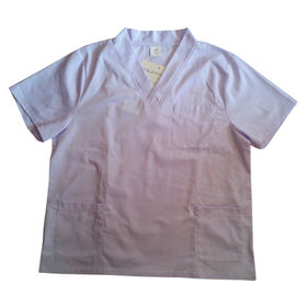 190 gsm twill medical scrub top spain from  Changshu Kingtex Import And Export Co.Ltd