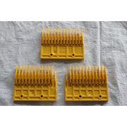China Comb plate elevator parts automatic escalator comb plate for Mitsubishi