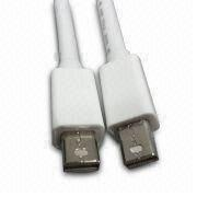 Mini DisplayPort Cable from  Dongguan HYX Industrial Co. Ltd