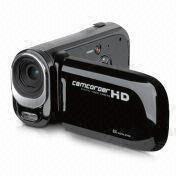 China Digital Video Camera with 2.7-inch Touch Panel and AVI Video File Format, Sized 114 x 41 x 60mm