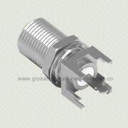 Custom Twist on F Connector from  EnterTec Technology Inc.