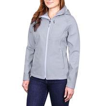 Ladies' 92% Polyester 8% Spandex Soft Shell Jacket from  Fuzhou H&f Garment Co.,LTD