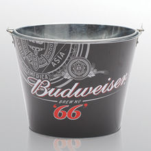 Ice beer tin bucket from  Grandroad Packaging Co. Ltd