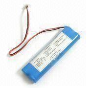 Ni-Cd Battery Pack from  Shenzhen BAK Technology Co. Ltd