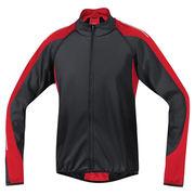 Men's Windstopper Cycling jackets from  Fuzhou H&f Garment Co.,LTD
