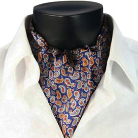 Men's Shirt Silk Scarves from  Chanch Accessories International Co. Ltd