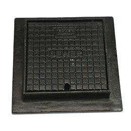 High quality ductile iron manhole cover
