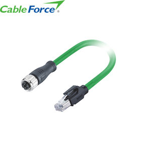 ProfiNet Cable M12 Waterproof Connector