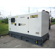 China 80kVA Industrial Diesel Generating Set with Perkins Diesel Engines for Rental Use