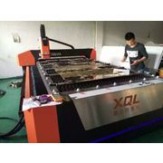 China 500/700/1000 watt fiber laser cutting machine with Raycus /IPG source