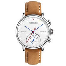 Reloj híbrido elegante