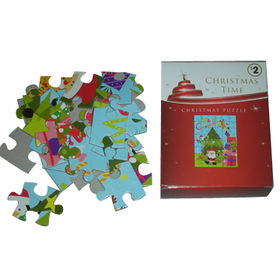Jigsaw Puzzle from  Kinlux Industrial Corporation