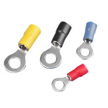 Insulated ring terminals from  Changhong Plastics Group Imperial Plastic Co., LTD