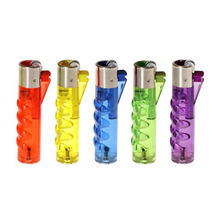 Refillable Flint Lighters from  Guangdong Zhuoye Lighter Manufacturing Co. Ltd