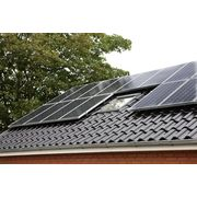 China Solar Panel Tile Roof Mounting System