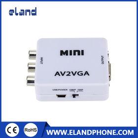 VGA TO AV Converter from  Elandphone Electronic Co. Ltd