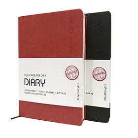 PU cover diary from  Kinlux Industrial Corporation