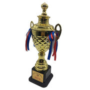 Sports Metal Plastic Trophies from  Gold Valley Industrial Limited
