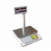 Pricing Scale from  Fuzhou Furi Electronics Co. Ltd