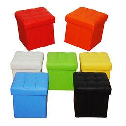 PU Leather folding Sofa Ottoman from  Langfang Peiyao Trading Co.,Ltd