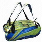 Racket bag from  Fuzhou Oceanal Star Bags Co. Ltd