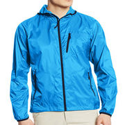 Men's Windbreakers from  Fuzhou H&f Garment Co.,LTD