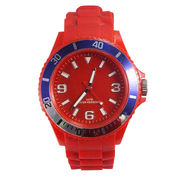 Plastic Watch from  Ningbo Fashion Accessories Factory
