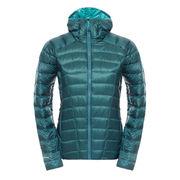 Nylon ladies winter coat from  Fuzhou H&f Garment Co.,LTD
