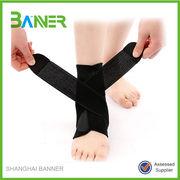 China Healthy neoprene waterproof elastic ankle guards