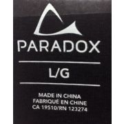 China Heat transfer label, heat transfer printed label, garment label