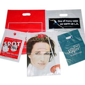 Die Cut Handle Bags from  Everfaith International (Shanghai) Co. Ltd