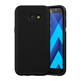 Dual layer shockproof armor case for iPhone from  Dongguan Afang Plastic Products CO.,LTD
