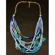 Bohemia beaded necklace from  HK Yida Accessories Co. Ltd