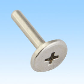 High-quality Stainless Steel Screws from  HLC Metal Parts Ltd
