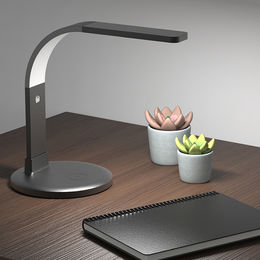 LED wireless charger desk lamp