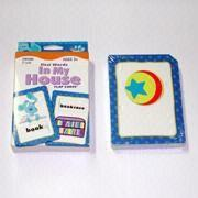 Educational Alphabet Flash Cards from  Kinlux Industrial Corporation